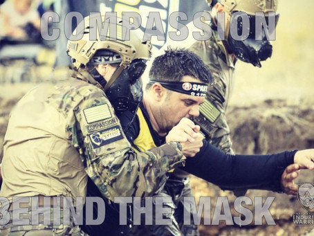 Behind the Mask: Compassion