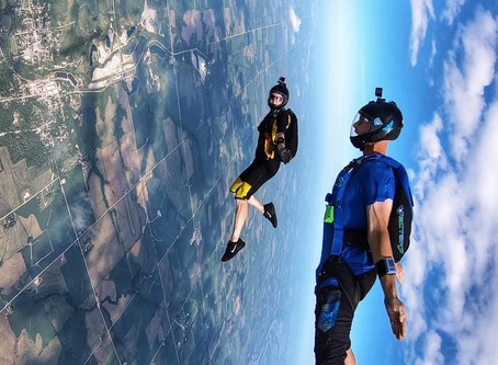 Skydivers Jumping In Every State To Help Wounded Warriors