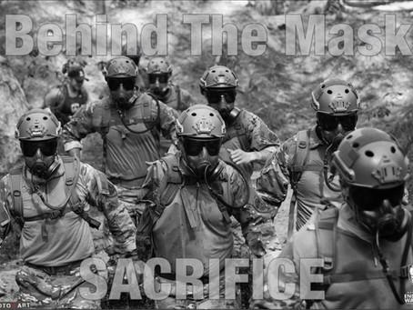 Behind the Mask: Sacrifice