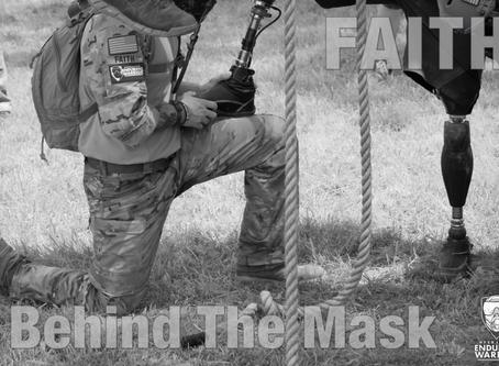 Behind the Mask: Faith