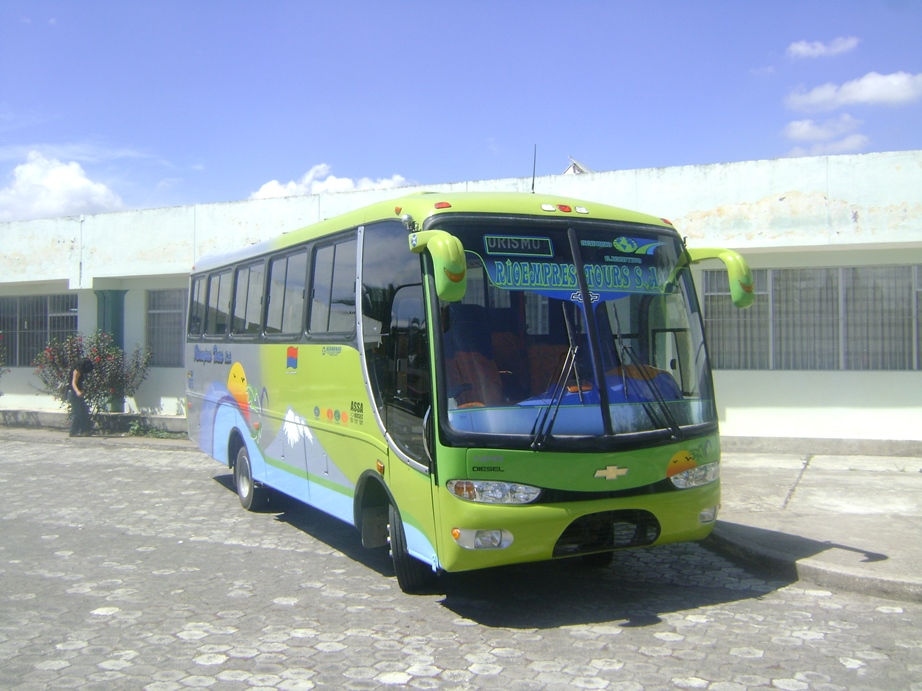 Rioempres Tours a su servicio