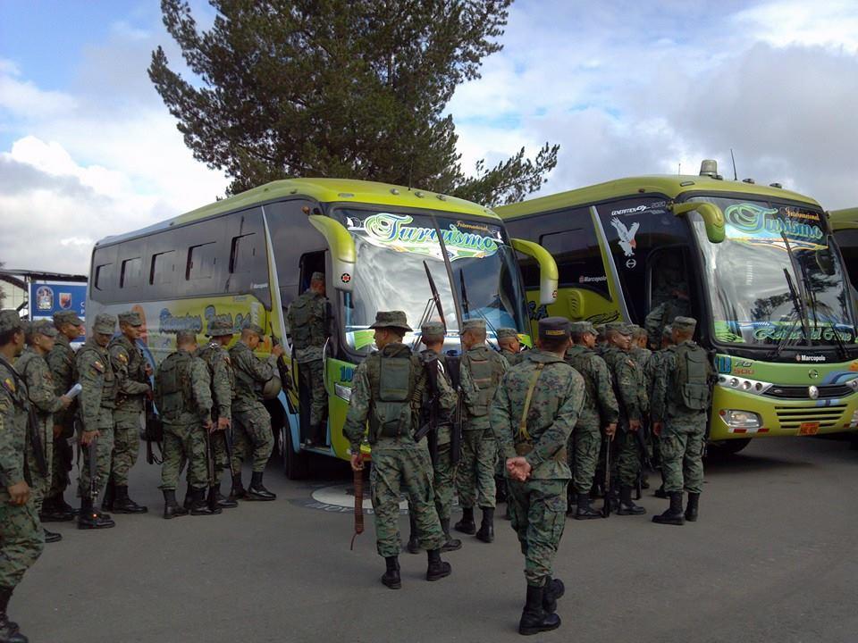 Fuerzas Armadas del Ecuador