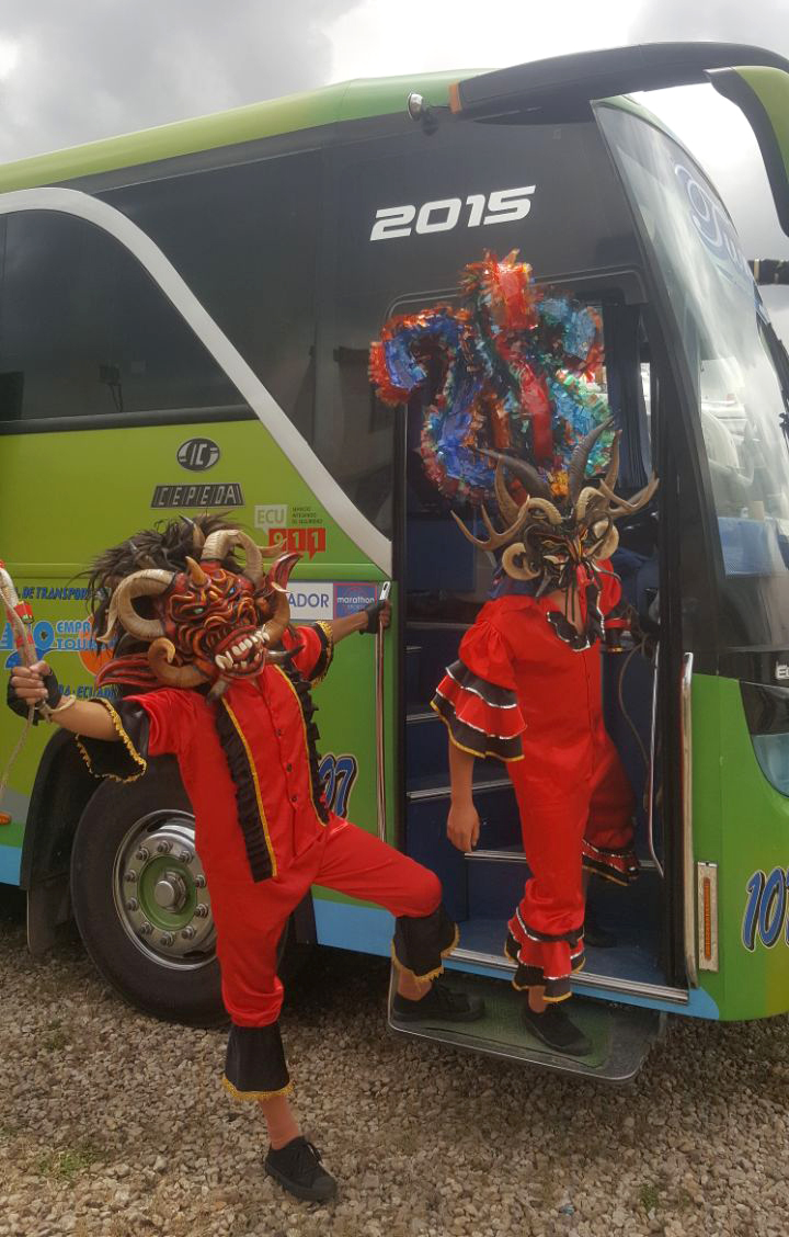 Diablada Pillareña