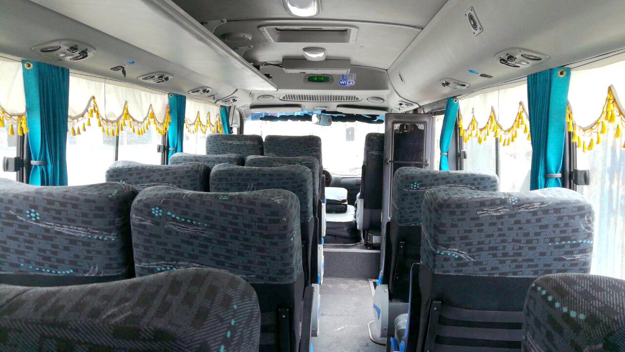 Microbus RiempresTours