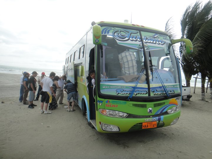 Turismo en Costas Ecuatorianas