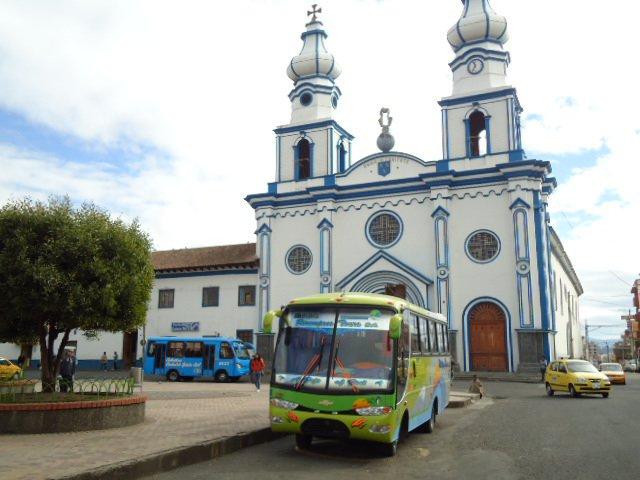 Rioempres Tours en Ipiales-Colombia