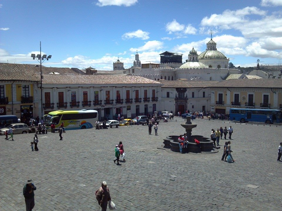 Recorriendo el Ecuador