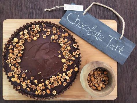 Chocolate and Hazelnut Tart.jpg