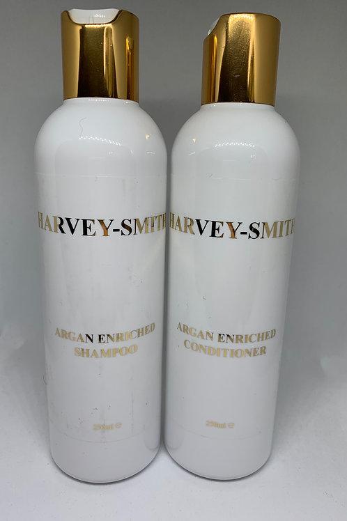 Argan Shampoo and Conditioner