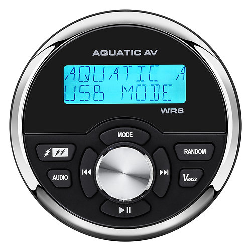 AQUATIC AV WR6 REMOTE CONTROL