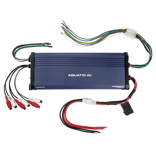 AQUATIC AV AD600.5 AMPLIFIER