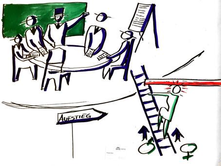 Ist Unternehmensführung Männersache?