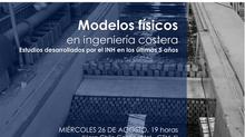 Charla Online: Modelación física en Ingeniería Costera