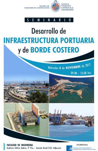 Seminario: Desarrollo de Infraestructura Portuaria y de Borde Costero