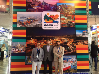 Destacada participación de ACHIPYC en la 107ª Convención Anual de AAPA.