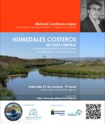 Charla Online: HUMEDALES COSTEROS DE CHILE CENTRAL, Un sistema natural de indicadores Ambientales y