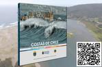 Fundador de Puertos y Costas Chile publica el libro Costas de Chile: Medio Natural, Cambio Climático