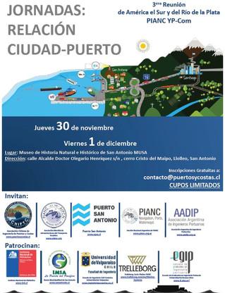 Jornadas: Relación Ciudad-Puerto