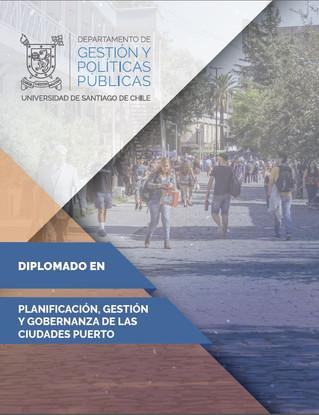 USACH lanza Diplomado Planificación, Gestión y Gobernanza de las Ciudades Puerto