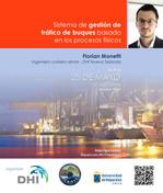 WEBINAR: Sistema de gestión de tráfico de buques basado en los procesos físicos.