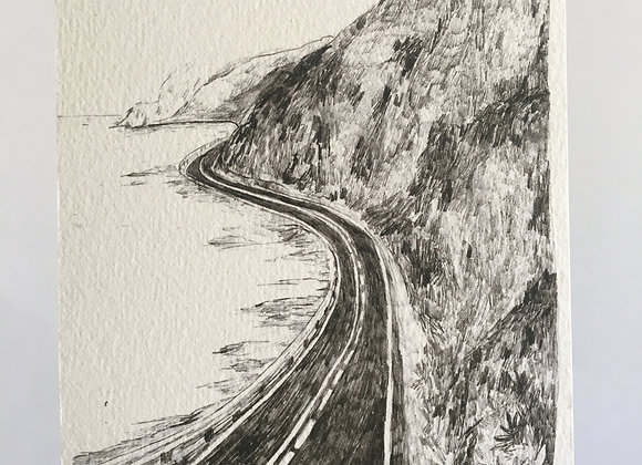 La route / Road