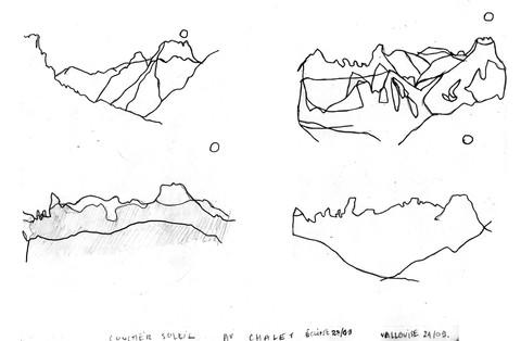 recherche crayon et encre paysage .jpg