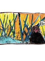 La forêt / format carte postale