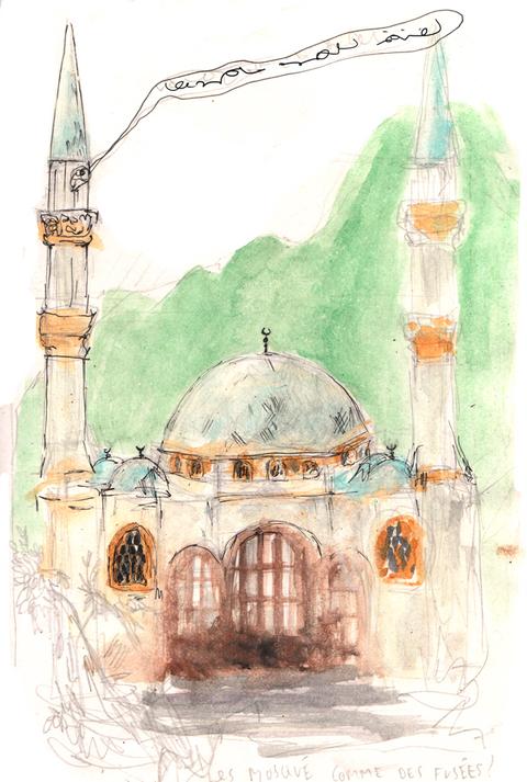 mosque comme des fusee copyright garpyga