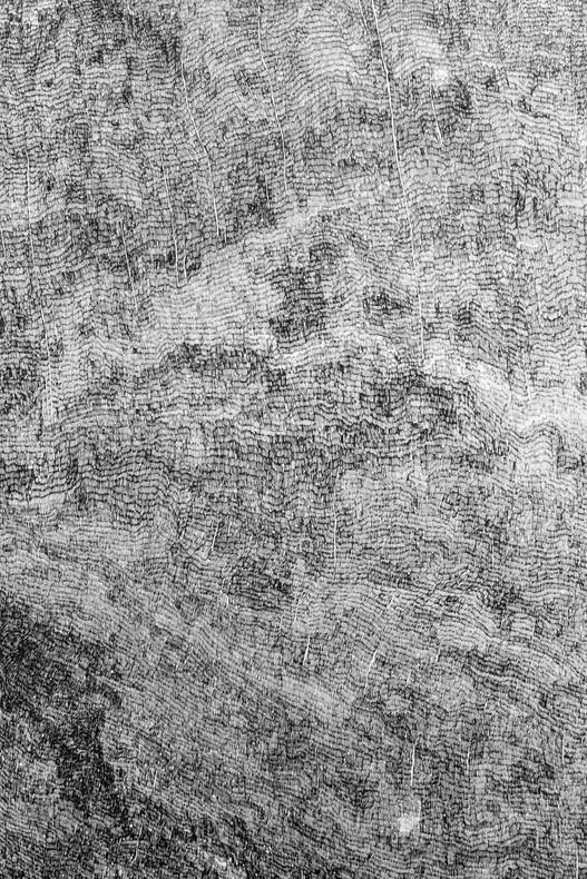 Janvier Ciel 5, détail