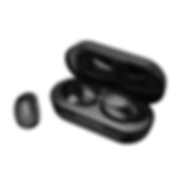 Awei T16 TWS Wireless Charging Binaural In-ear Earphones Stereo Bluetooth 5.0 Earbuds with Charger Dock IPX4 Waterproof - Black 40mAh Battery