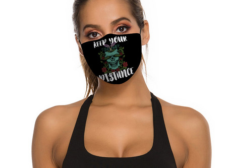 How To Sell Print On Demand Face Masks On Ebay
