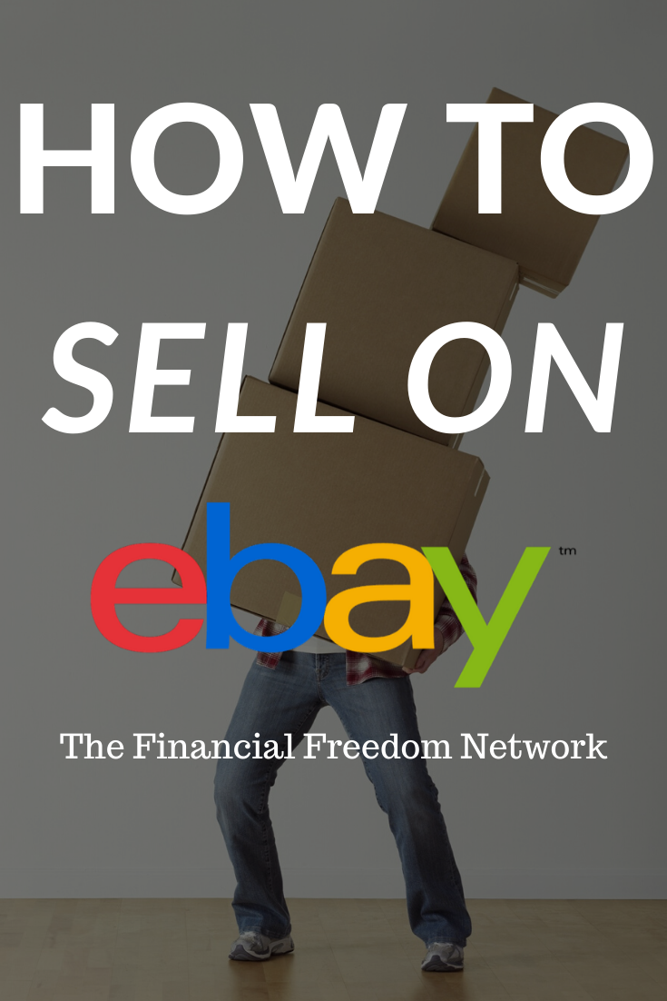 learn how to sell on ebay in 2020 a beginners guide tutorial with step by step guides on how to list an item for sale