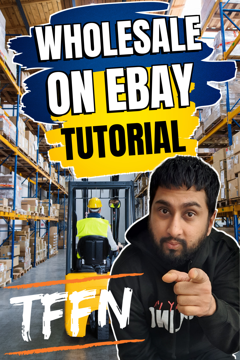 how to sell on ebay wholesale