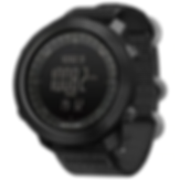 NORTH EDGE APACHE Altimeter Barometer Compass Temperature Display 50m Waterproof Outdoor Sport Digital Watch - Black Automatic Daylight Saving time