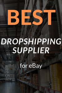 CJ Dropshipping is the best drop shipping supplier to use on your eBay and Shopify drop shipping business