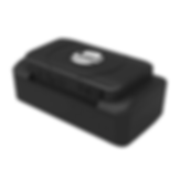 TK202B Mini Portable Magnetic GPS Tracker 4400mAh 90 Days Long Standby Real time Tracking Anti theft Water resistant Locator Black Motion Alarm Support Website Tracking