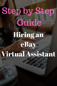 ebay drop shipping Virtual Assistant how to hire
