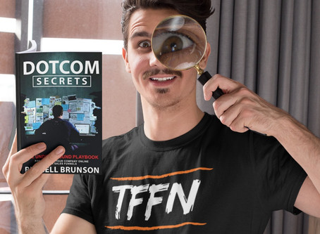 Dotcom Secrets by Russell Brunson: Book Review 2020