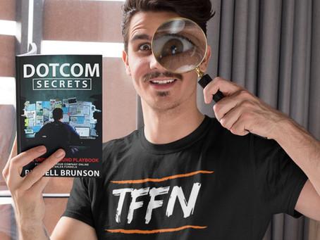 Dotcom Secrets by Russell Brunson: Book Review 2020