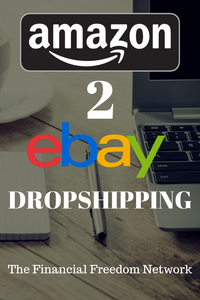 how to dropship on ebay from amazon