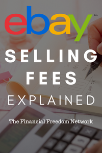 how to calculate Ebay and Paypal fees including final value and listing fees