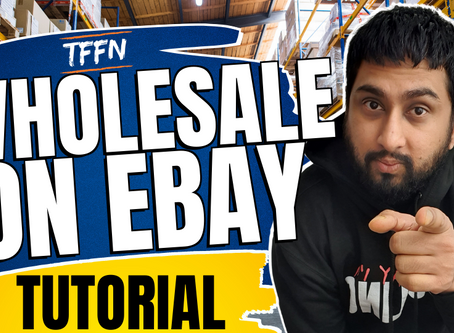 Buying Wholesale To Sell On eBay