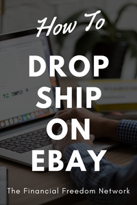 learn how to start an eBay dropshipping business from Aliexpress and CJ Dropshipping in 2020