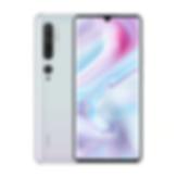 Xiaomi Mi Note 10 Global Version 6GB RAM 128GB ROM 108MP Penta Camera Smartphone White Smart Phone