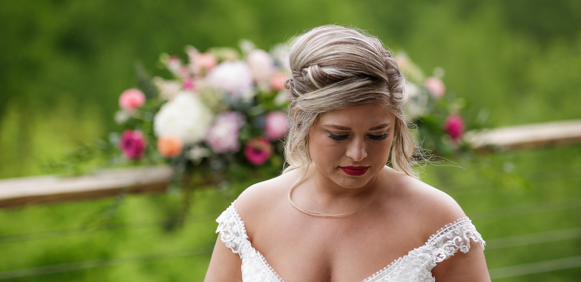 Hair and Make-up packages available