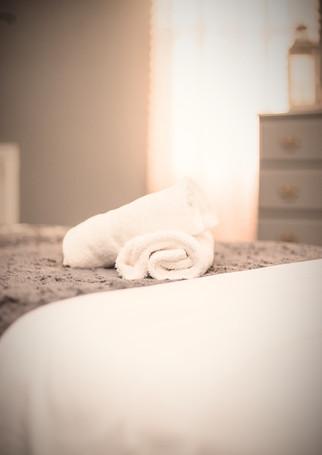 Heated Massage Table