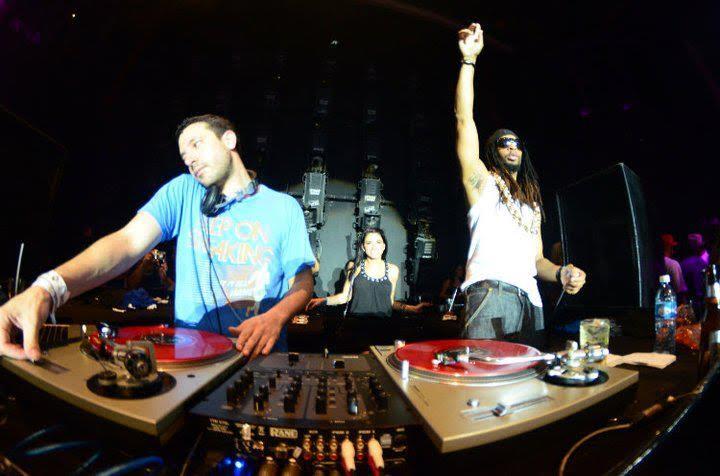 Cobra & Lil Jon in Cancun