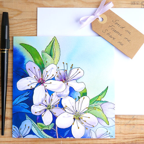 Blossom.  Gift Card