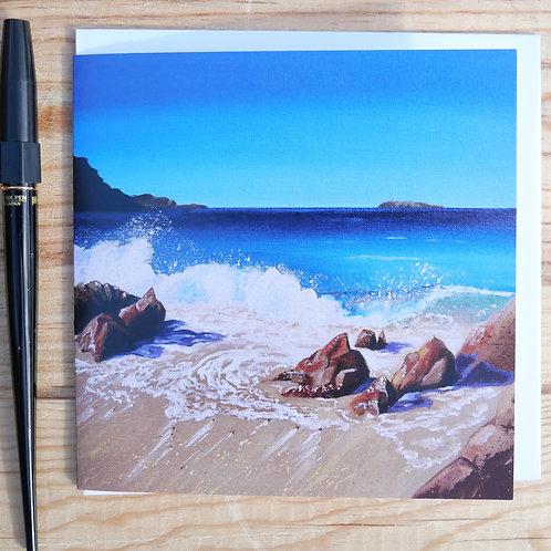 Shoal Bay Australia. Gift card