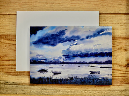 Pin Mill. Gift card